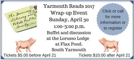 Yarmouth Reads 2017Wrap-up Event (2)