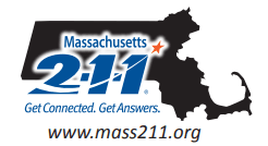 Mass 211 Graphic Logo Opens in new window