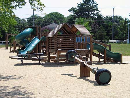 Yarmouth Port Playground 2