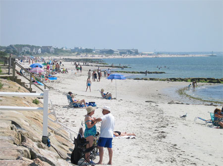 Parker River Beach South Yarmouth Ma