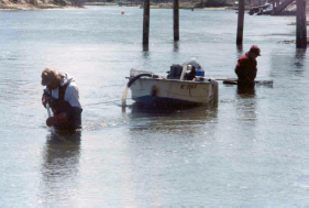Commercal Shellfishermen