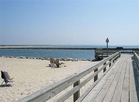 Locked Beach